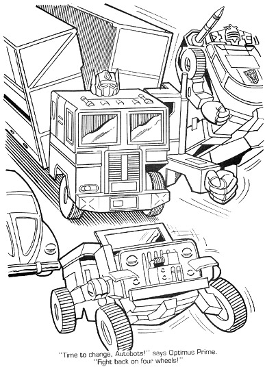Transformers g1 thundercracker coloring pages coloring for Transformers g1 coloring pages
